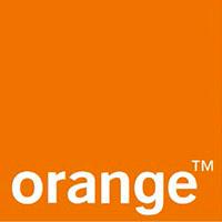 Logo du partenaire ORANGE. ATCE Énergie, spécialisée dans les installations de chauffage, ventilation, climatisation et plomberie, à Aix en Provence.